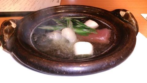 【5】すっぽん名々鍋