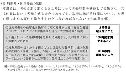 労基法テキスト109ページ(3)