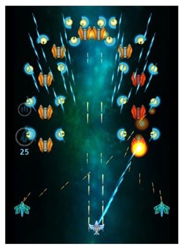 ギャラクシーゲーム 親機子機