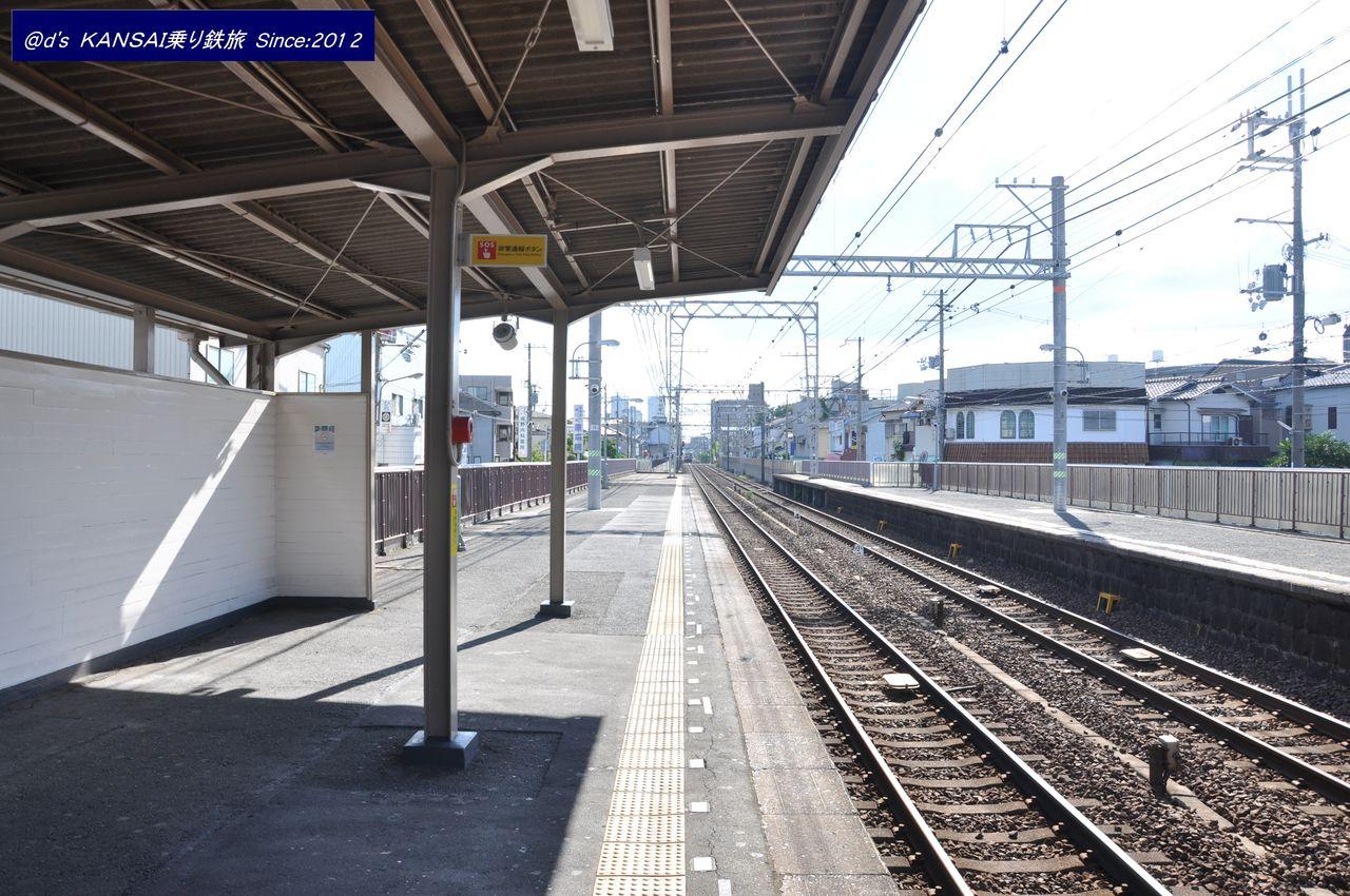 関西の鉄道駅訪問旅 : 南海電気...