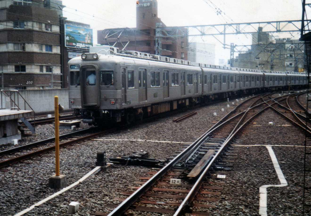 南海6100系引退 : 視覚障害の気ままな鉄道ブログ