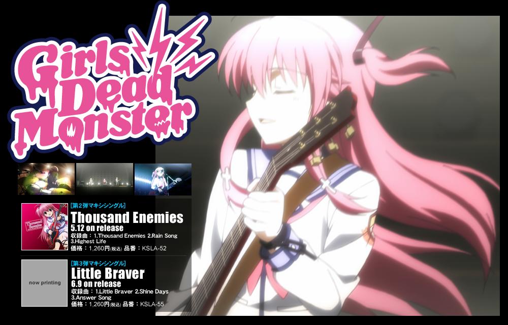 Girls dead monster thousand enemie - 5 6