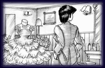 女人化花嫁用挿絵1