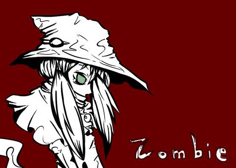 プチコンmk2用ゲーム「Zombie」