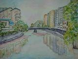 09 10 12 樋井川 塩屋橋
