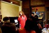 10  3  5 中州リバーサイドで歌う スジー黒岩