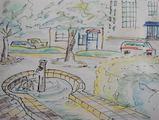 公園の水場