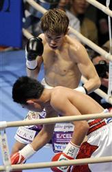 2011 12 31井岡1回ヨードグンをKO