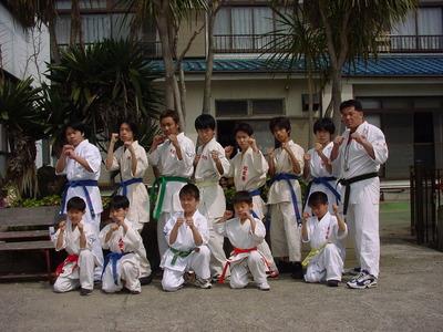 karate写真集 008