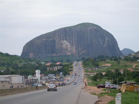 Zuma Rock by view world beauty (3)