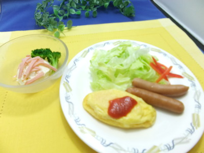 上板橋朝食