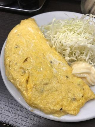 玉子焼きチーズ