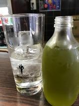 緑茶チューハイ