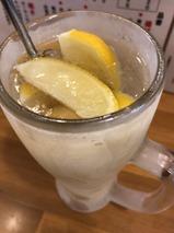 かちかちレモンサワー