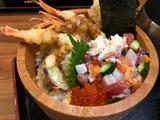海鮮天ぷらひつまぶし