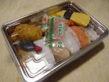 持ち帰り寿司セット