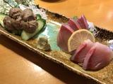 蟹味噌ブリ