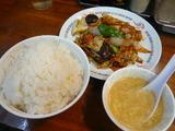 味噌炒め定食
