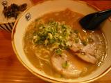 Wラーメン&高菜ライス