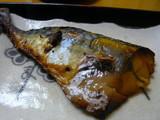 鯖味噌焼き