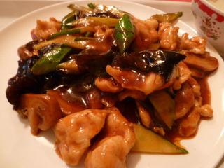鶏肉野菜炒め
