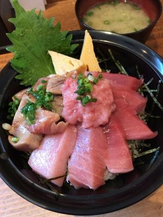 特選本鮪丼