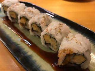 ロール寿司