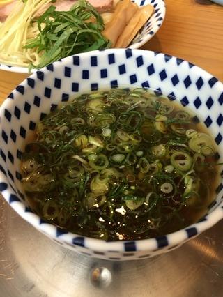 冷煮干つけ麺