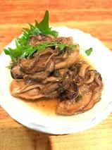 牡蠣山椒煮