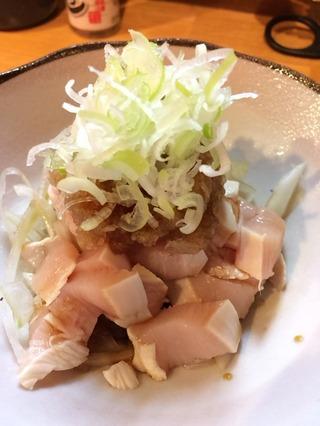 タタキおろしポン酢