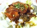 高菜角煮丼