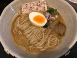 鶏白湯麺ver.4〜まるごと甘海老〜