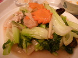 あんかけ野菜炒め