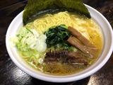 柚子塩拉麺