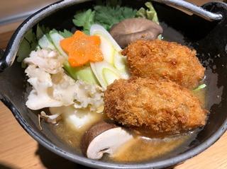 浦村牡蠣の土手鍋