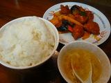 広東風うま煮定食