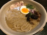 〜焼麦香る〜鶏白湯麺ver.2