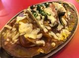 秋のチーズ焼きチャオスパ