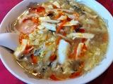 黒酢スラータン麺