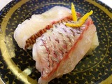 昆布〆真鯛