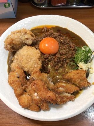 よくばり台湾カレー