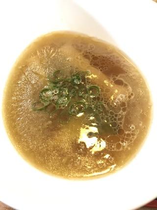 つけ麺 煮干し白湯