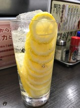 氷結丸ごとレモンサワー