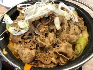 牛すき鍋膳肉ダブル