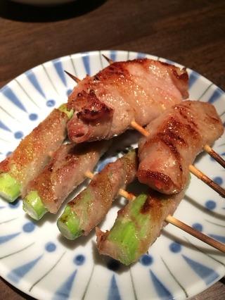 肉巻野菜串