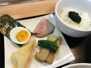 つけ麺淡麗節ノ汐