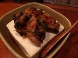 温豆腐キムチ