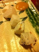 山芋串焼き