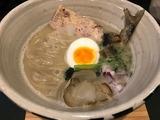 鶏白湯麺Ver.5〜鮎〜