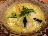 グリーンカレー鍋